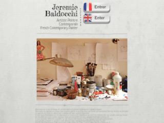 Détails : Jeremie Baldocchi Peintre Contemporain Français