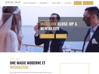 Détails : Magicien à Monaco