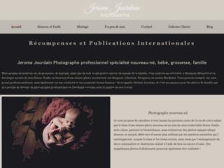 Photographe spécialisé en naissance de bébé en Dordogne