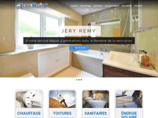 Jery-Remy, spécialiste de la rénovation en Belgique