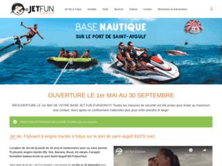 Jet Fun Evasion à Fréjus