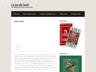 Détails : Jeux de tarot