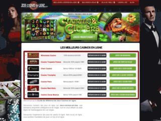 Détails : Jeux Casino en Ligne | Guide des meilleurs Jeux & Casinos en ligne