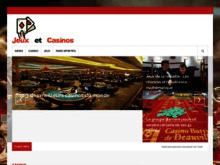 Jeux-et-casino.fr - L'actu des jeux en ligne
