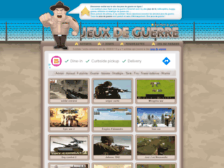 jeux de guerre gratuit en ligne