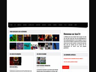 Détails : Les jeux de fruit ninja sur jeux7.fr