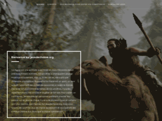 Détails : Portail de jeux gratuits sur la chasse