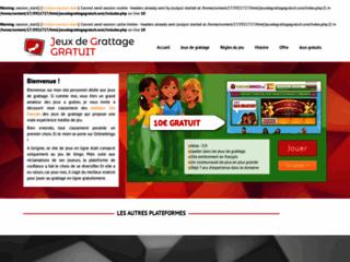 Détails : Jeux à gratter en ligne