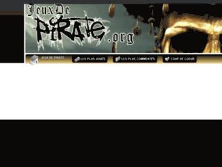 jeux sur le thème des pirates