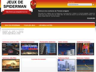 De nombreux jeux gratuits à l'honneur de ton héros Spiderman