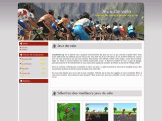 Détails : Jeux de vélo