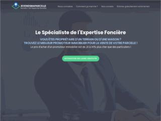 Jevendsmaparcelle.com, le spécialiste de la vente à un promoteur