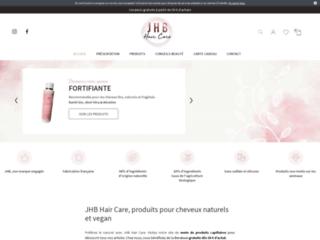 Détails : Découvrez les produits JHB Hair Care