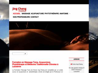 Détails : Ecole de massage tuina a Lausanne