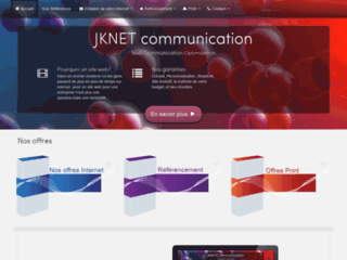 jknet communication