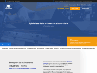 Entreprise de maintenance industrielle - Reims