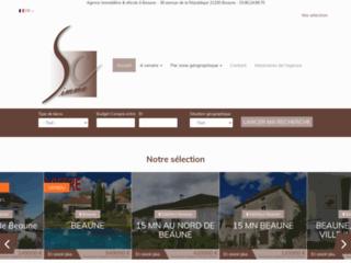 Détails : Immobilier Beaune - JLS Transactions, agence immobilière