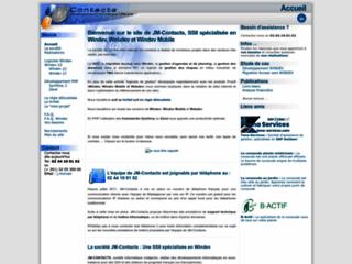 Détails : SSII offshore, spécialiste en Windev