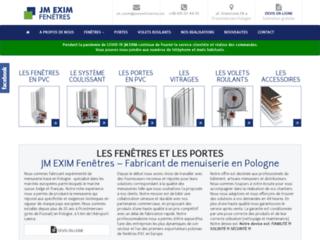 Détails : JM Exim, entreprise fabricante de fenêtres