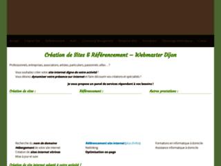 Création de sites internet et référencement à Dijon - Jng Web