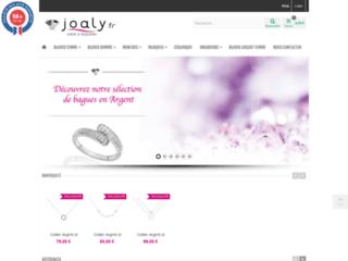 Détails : Bijouterie Joaly - Bijoux en Argent pour femme