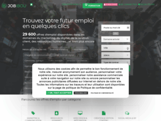 Job Ibou : expert en recrutement de profils issus du digital, du marketing et de la communication