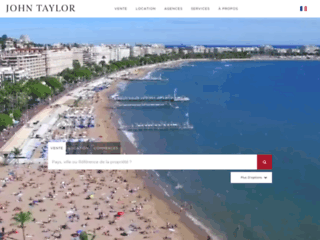 Site officiel de john taylor
