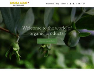 Détails : Shop en ligne: huiles biologiques pour la santé