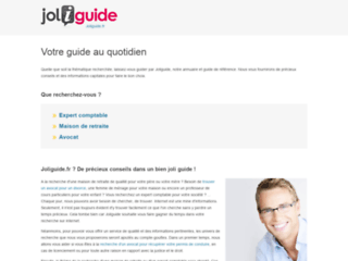 Guide et comparatif sur internet