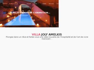Détails : Jolyamelkis