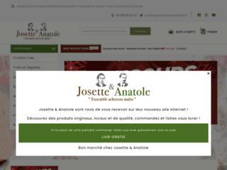 Détails : Josette et Anatole, votre boutique en ligne de produits locaux et en circuit court