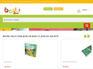 Détails : Vente en ligne de jouets en bois et jeux de société