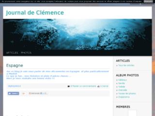 Journal de Clémence