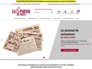 Détails : Trouver un journal de naissance et des journaux originaux