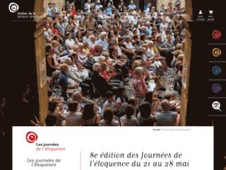 Détails : Les Journées de l'éloquence, Aix-en-Provence
