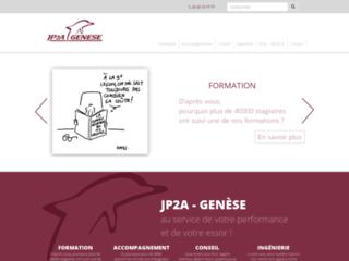 La formation avec JP2A-Genèse