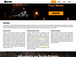 Jscourses Taxi Moto Gare de Lyon