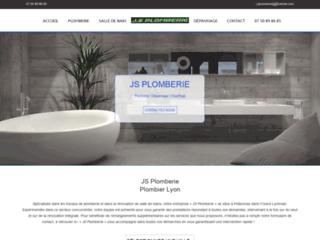 JS Plomberie Lyon : votre plombier professionnel sur Lyon !