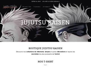 La boutique n° en France / Jujutsu Kaisen