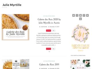 Détails : Julie Myrtille
