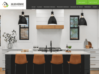 Rénovation intérieure et extérieure avec Julien Renove