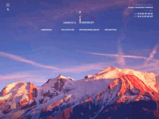 Détails : Immobilier sur Chamonix à découvrir en Haute Savoie