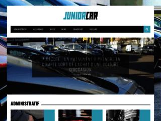 Détails : Junior cars leader de location voiture à Agadir aéroport