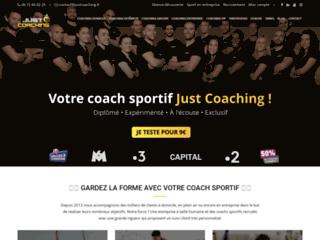 Détails : Dégoter un spécialiste du coaching fitness efficace sur Justcoaching