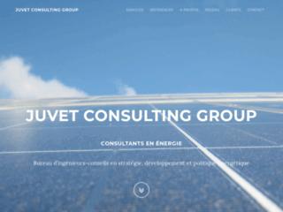 Détails : Juvet Consulting Suisse, ingénieur en énergie