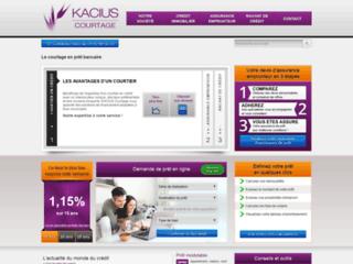Détails : Le courtage en prêt bancaire - kacius Courtage