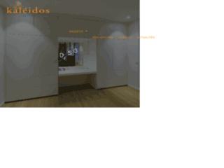 Kaléidos, création de meubles sur mesure