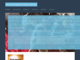 MAÎTRE SYDI KAMANO:VOYANT MÉDIUM ET MARABOUT GUÉRISSEUR AFRICAIN,RETOUR AFFECTIF,RETOUR DE ĽÊTRE AIMÉ À MONTPELLIER,BÉZIERS.