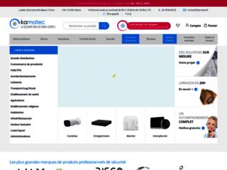 Détails : Kamatec, produits de vidéo surveillance