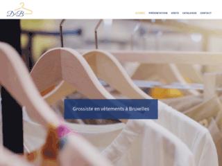 Détails : D & B, un grossiste de vêtements féminins pour les professionnels à Bruxelles